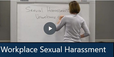 Workplace Sexual Harassment Play - EEO Specialists - Franca Sala Tanna